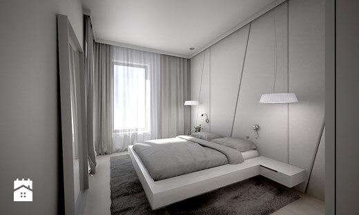Sypialniaw bieli