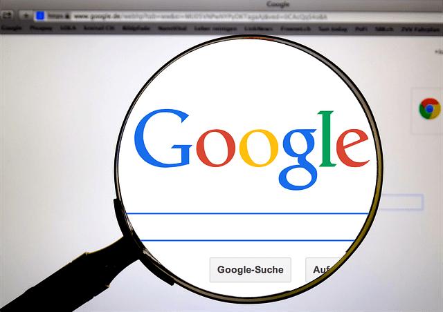 Wyszukiwarka internetowa Google