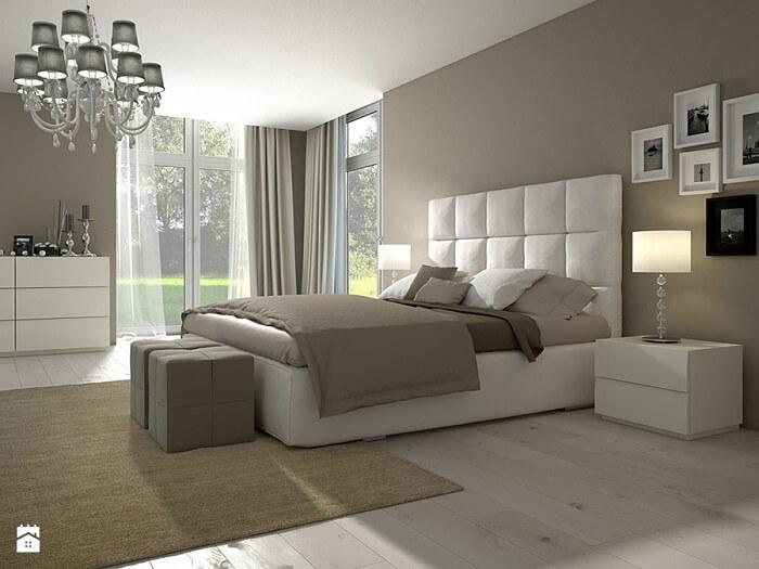 Nowoczesne Projekty Sypialni Którymi Warto Się Inspirować