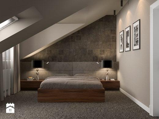 sypialnia nowoczesna