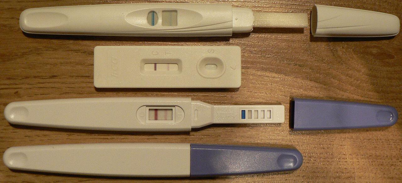 Test ciążowy najlepiej kupić w aptece