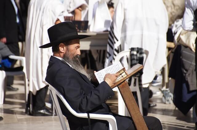 Żyd w Jerozolimie