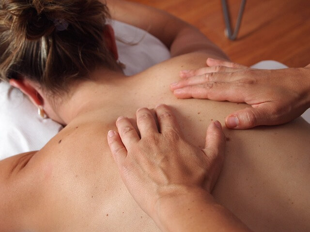 Masaż ciałego ciała to jeden z popularnych zabiegów