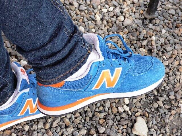 Sportowe buty New Balance