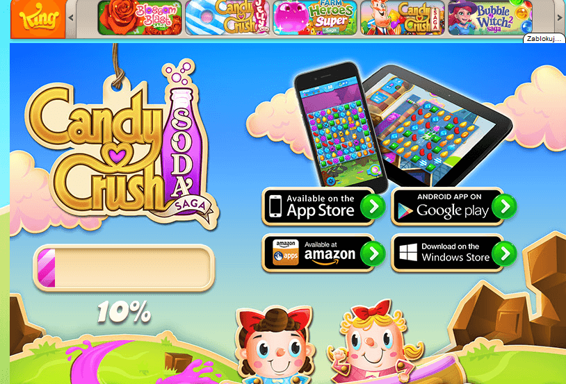 Gra Candy Crush