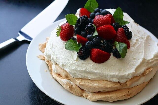 Beza to jedno z najpopularniejszych deserów