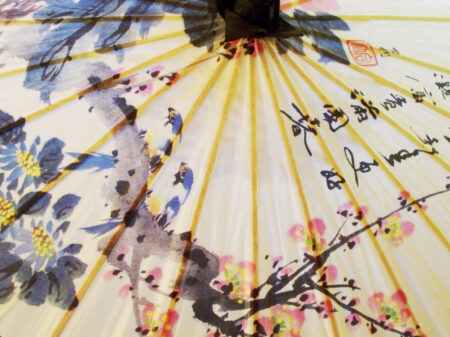 azjatycki parasol