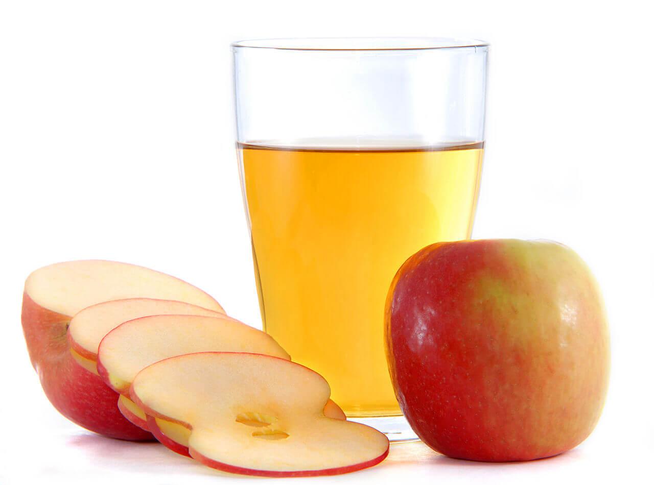 Ocet jabłkowy często wypijają kulturyści