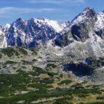 Góry dla nocujących w Zakopanem