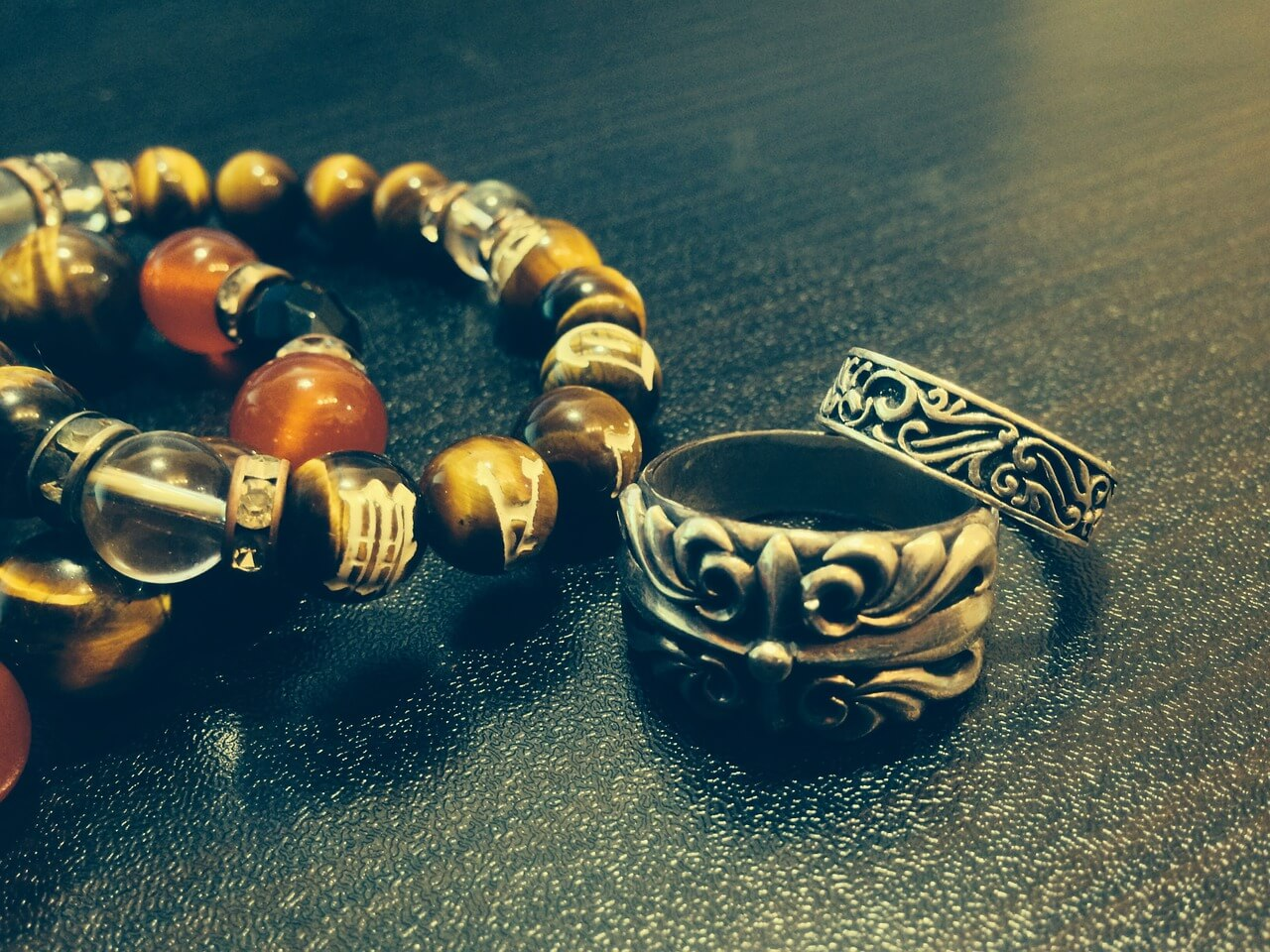 biżuteria pierścionek