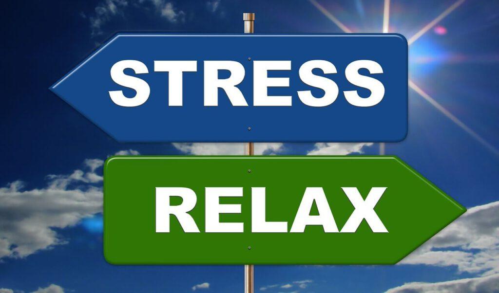 stres i relaks