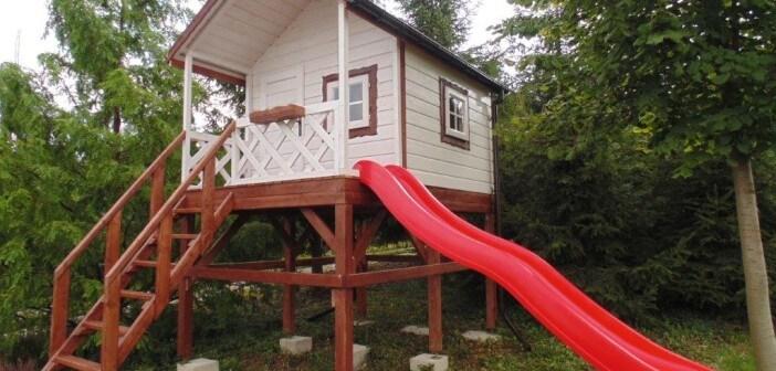 Jaki kupić domek dla dzieci