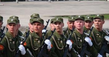 moda militarna
