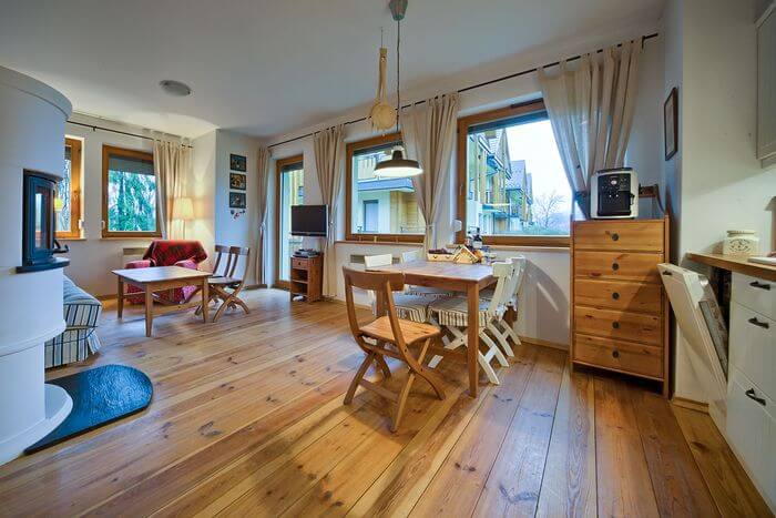 apartament Jogoda w Zakopanem