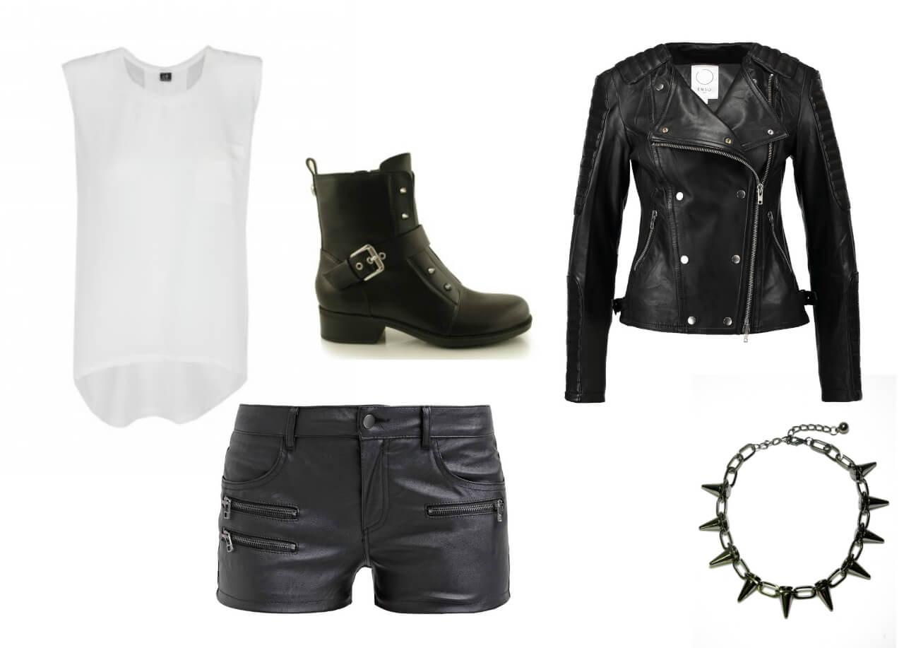 Jak się ubrać w stylu rockowym