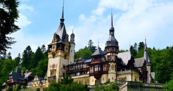 Zamek Peles w Rumunii