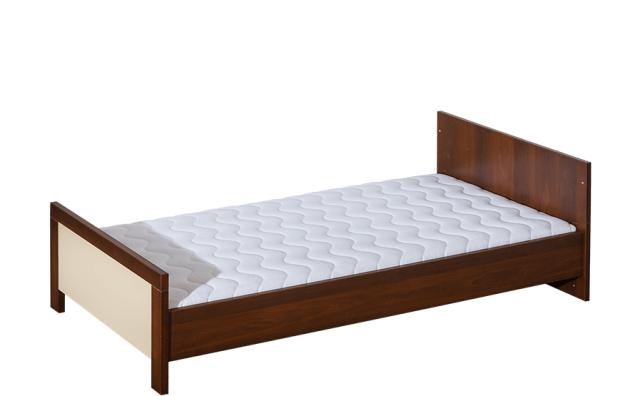 łóżko drewniane młodzieżowe