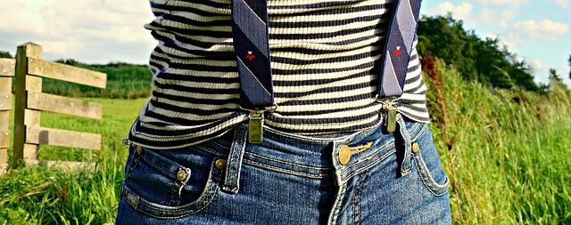 Szelki do spodni