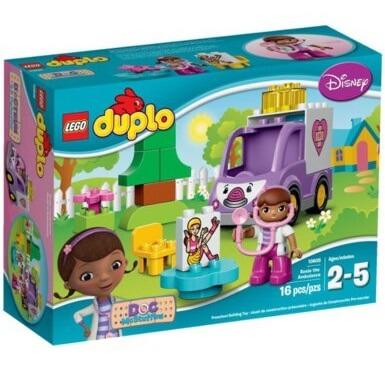Klocki Lego Duplo dla dzieci