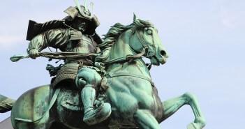 pomnik samuraja