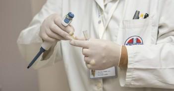 lekarz badanie sepsa