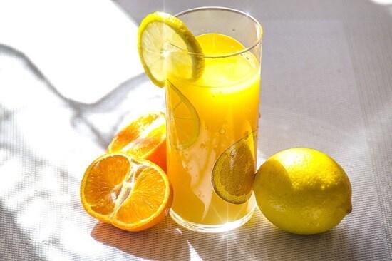 Sok ze świeżych pomarańczy