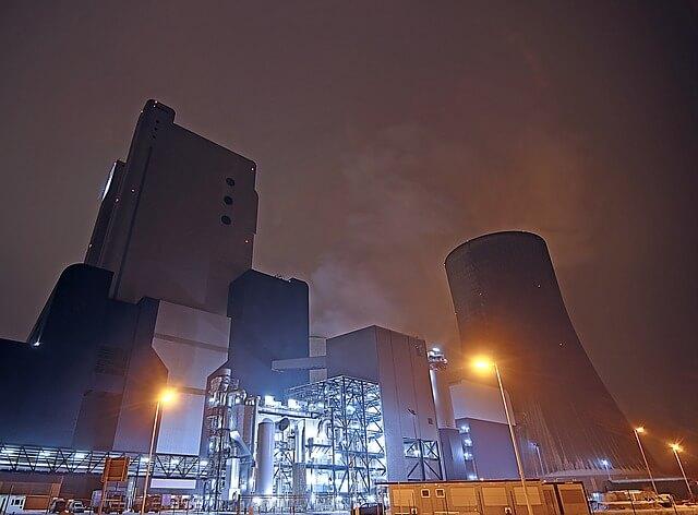 Zakład przemysłowy