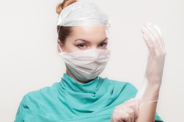 Kobieta chirurg