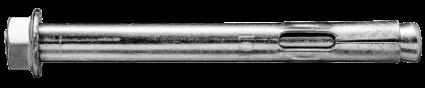Kotwa mechaniczna tulejowa