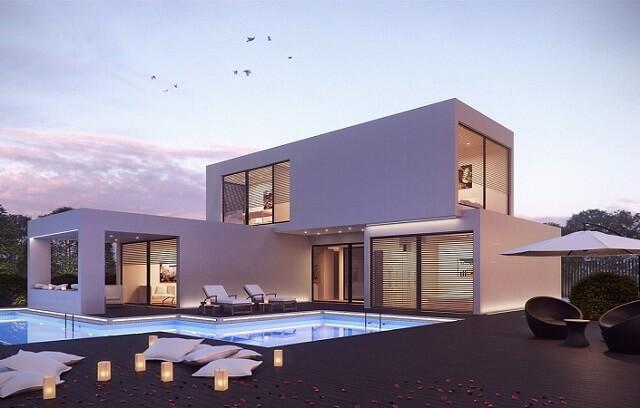Projekt domu modułowego
