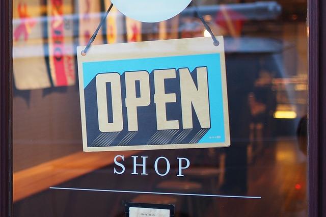 Otwarty sklep