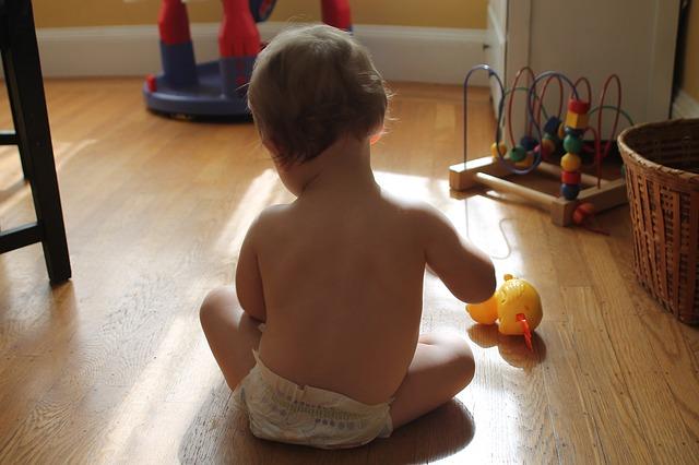 komoda-w-pokoju-dziecięcym