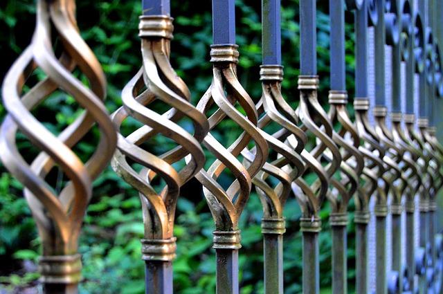 Żelazna brama