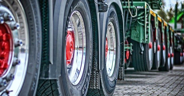 Opony ciężarówki