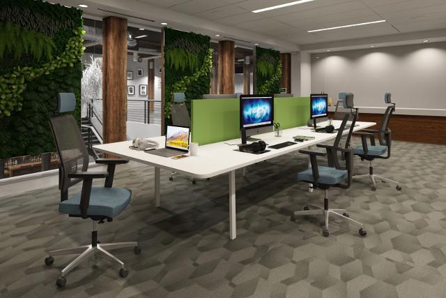 krzesła ergonimiczne Kulik System