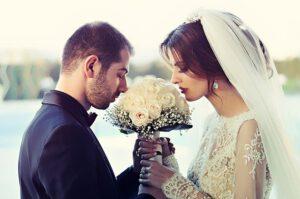 Para młoda, wesele